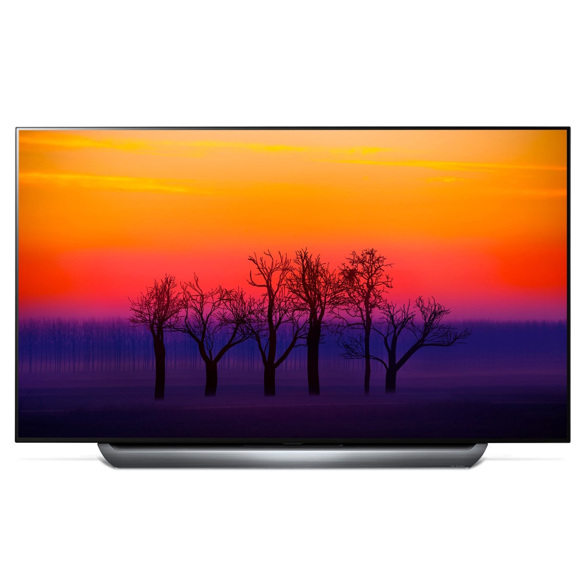 "TV LG OLED55C8 Téléviseur OLED 4K 55"" (140 cm) 16/9 - 3840 x 2160 pixels - Ultra HD 2160p - HDR - Wi-Fi - Bluetooth - Dolby Atmos (dalle native 100 Hz)"