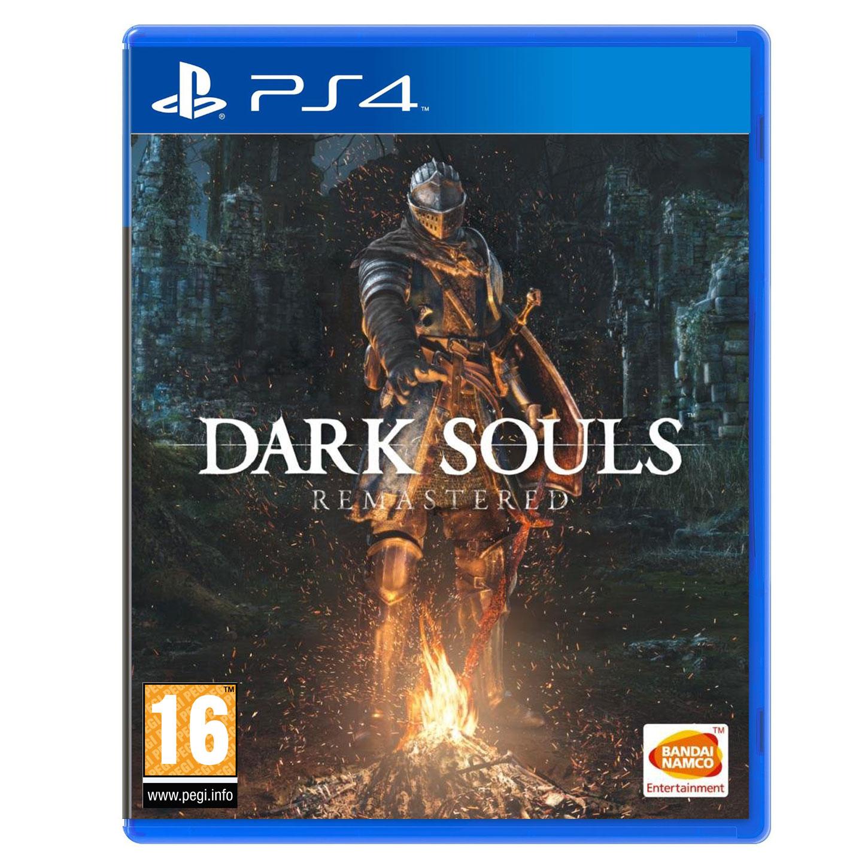 Jeux PS4 Dark Souls Remastered (PS4) Dark Souls Remastered (PS4)
