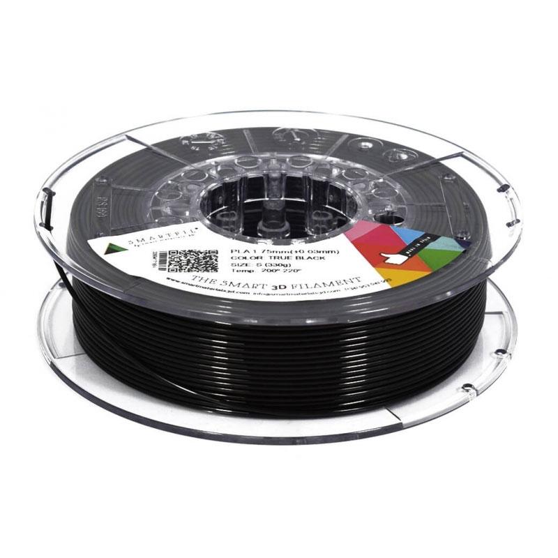 Filament 3D Smartfil Bobine PLA 1.75mm 750g - Noir Bobine 1.75mm pour imprimante 3D