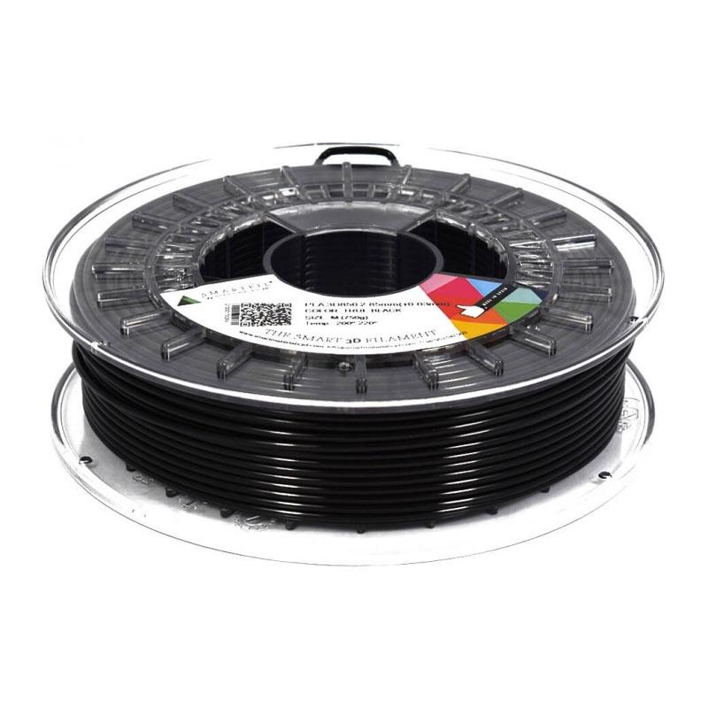Filament 3D Smartfil Bobine PLA 2.85mm 750g - Noir Bobine 2.85mm pour imprimante 3D