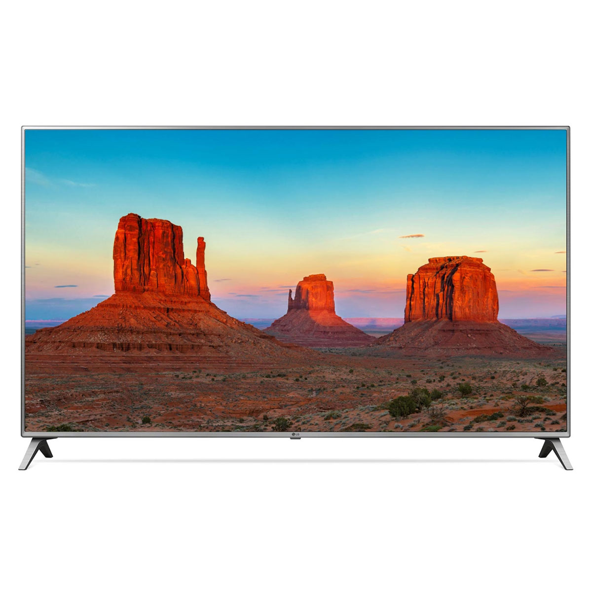 "TV LG 75UK6500 Téléviseur LED 4K 75"" (190 cm) 16/9 - 3840 x 2160 pixels - Ultra HD 2160p - HDR - Wi-Fi - Bluetooth - 2000 Hz"