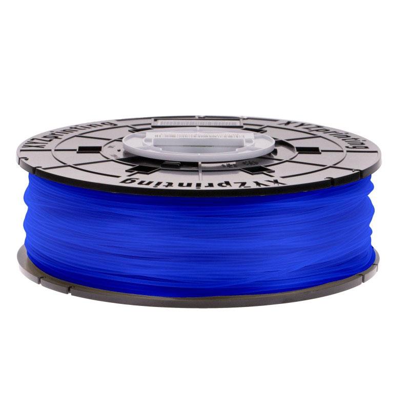 Filament 3D XYZprinting Filament PLA (600 g) - Bleu Bobine de recharge 1.75mm pour imprimante 3D Junior, Mini et Nano