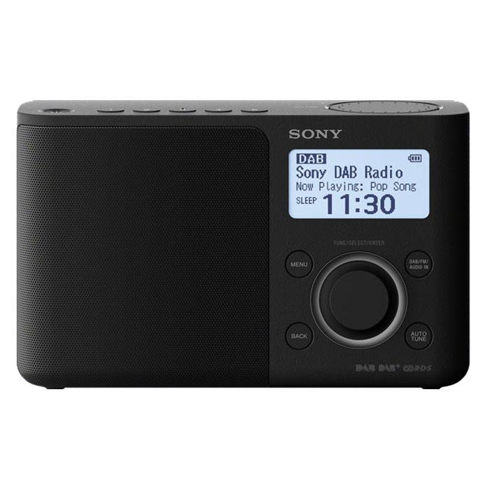 Sony XDR S61D Noir