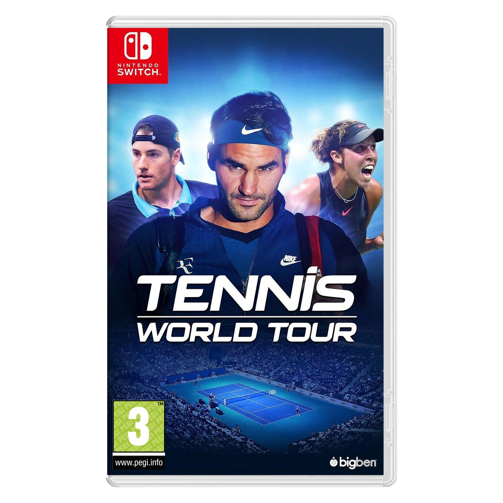 Jeux Nintendo Switch Tennis World Tour (Switch) Tennis World Tour (Switch)