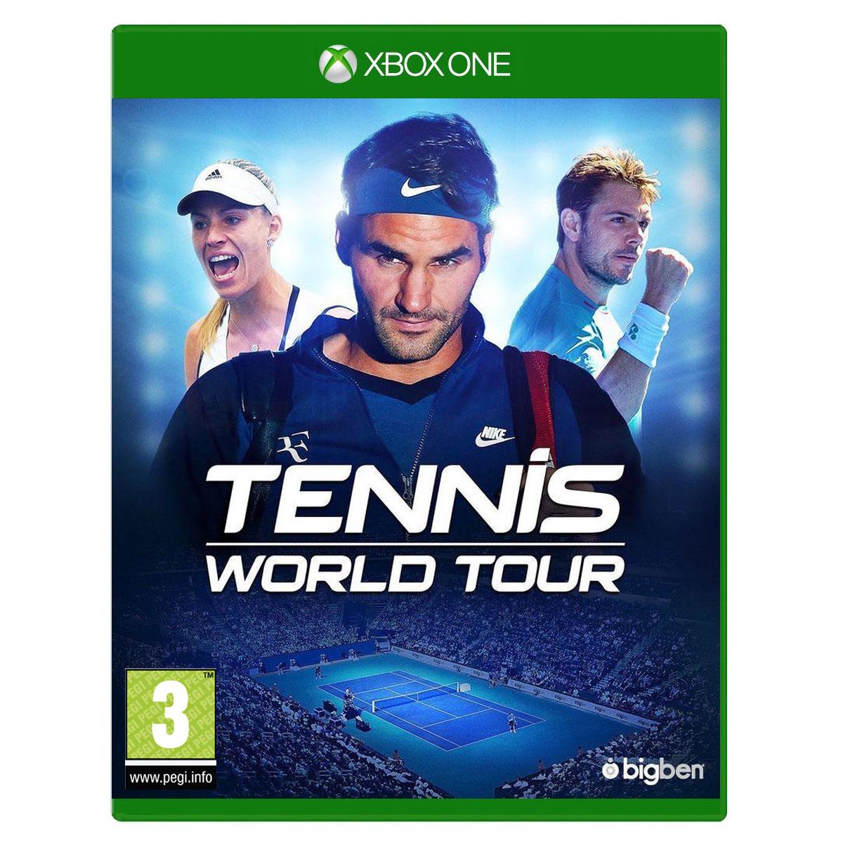 Jeux Xbox One Tennis World Tour (Xbox One) Tennis World Tour (Xbox One)