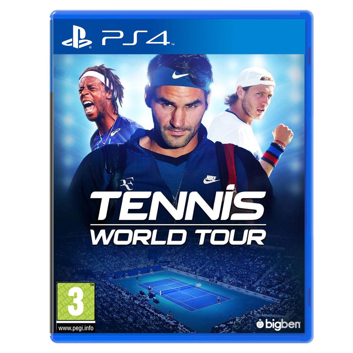 Jeux PS4 Tennis World Tour (PS4) Tennis World Tour (PS4)