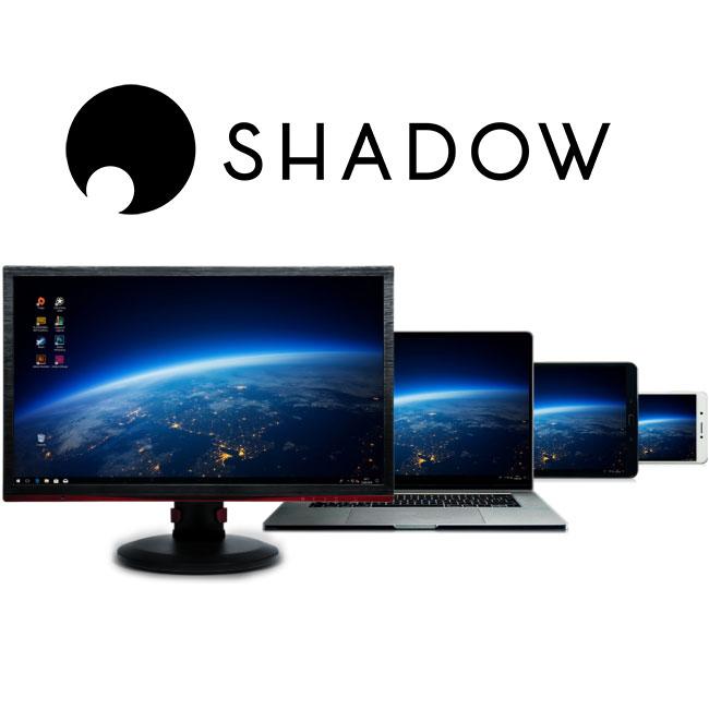 shadow abonnement 1 mois pc d mat rialis shadow sur. Black Bedroom Furniture Sets. Home Design Ideas
