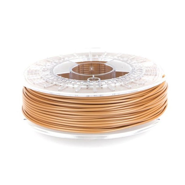 Filament 3D ColorFabb PLA 750g - Marron clair Bobine filament PLA 1.75mm pour imprimante 3D