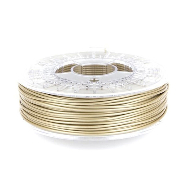 Filament 3D ColorFabb PLA 750g - Métal doré Bobine filament PLA 1.75mm pour imprimante 3D