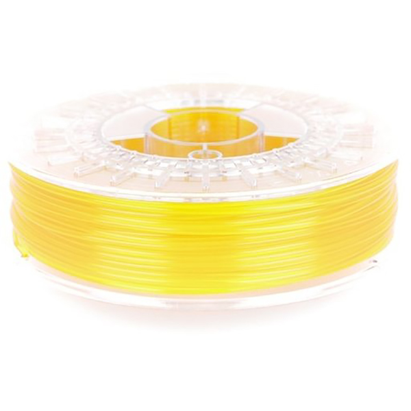 Filament 3D ColorFabb PLA 750g - Jaune Transparent Bobine filament PLA 1.75mm pour imprimante 3D