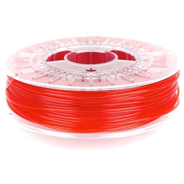 Filament 3D ColorFabb PLA 750g - Rouge Transparent Bobine filament PLA 1.75mm pour imprimante 3D