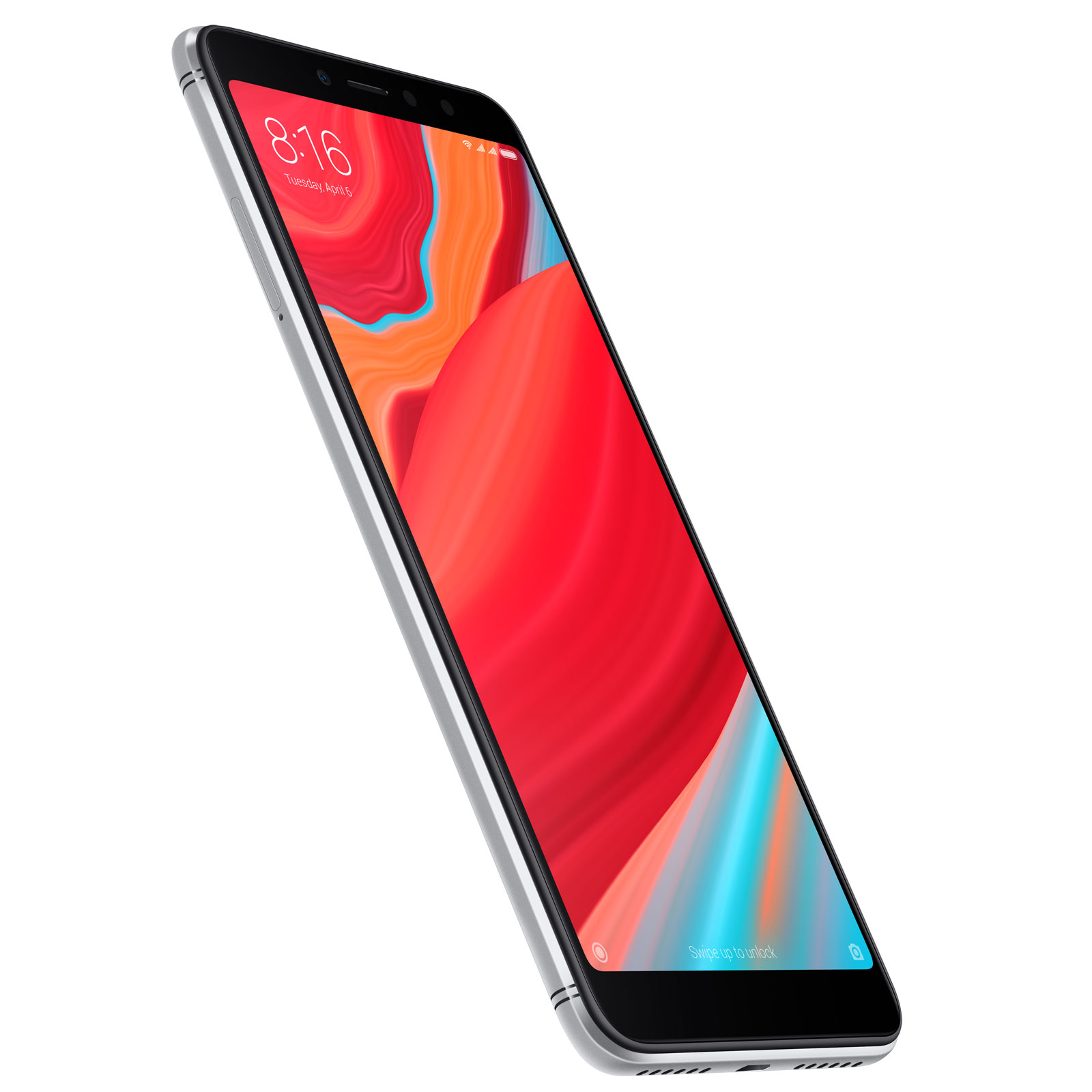 "Mobile & smartphone Xiaomi Redmi S2 Gris (32 Go) Smartphone 4G-LTE Dual SIM - Snapdragon 625 Octo-Core 2.0 GHz - RAM 3 Go - Ecran tactile 5.99"" 720 x 1440 - 32 Go - NFC/Bluetooth 4.2 - 3080 mAh - Android 8.1"
