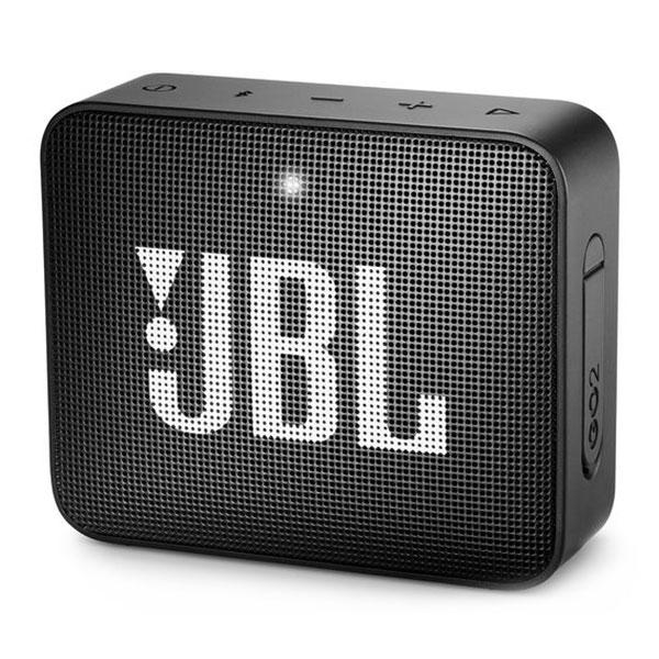 Dock & Enceinte Bluetooth JBL GO 2 Noir Mini enceinte portable sans fil Bluetooth et étanche avec fonction mains libres