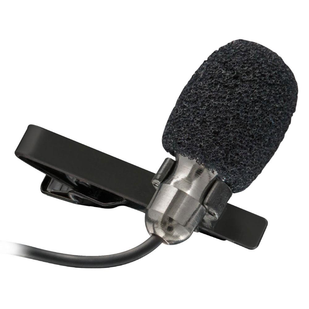 Microphone Trust Lava Microphone cravate à clipser