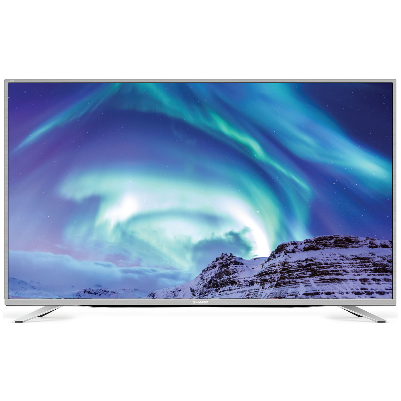 9e036b6a16486d TV Sharp LC-49CUG8462E Téléviseur LED 4K 49