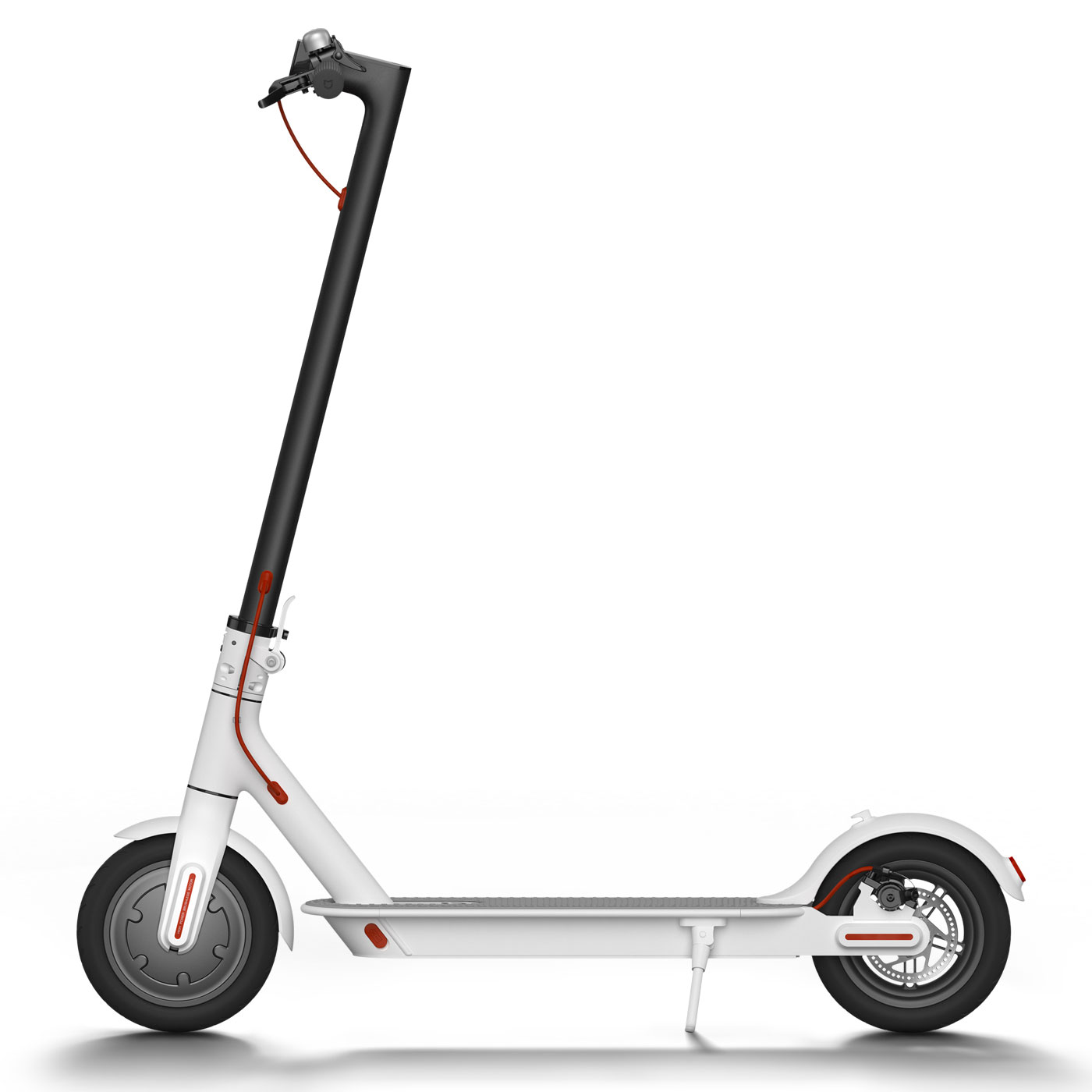 xiaomi mi electric scooter blanc m365 version europ enne gyropode xiaomi sur. Black Bedroom Furniture Sets. Home Design Ideas