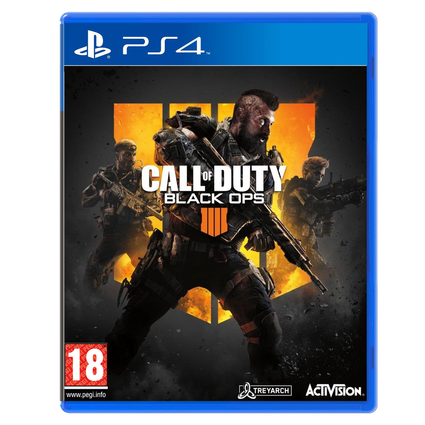 Jeux PS4 Call of Duty : Black Ops 4 (PS4) Call of Duty : Black Ops 4 (PS4)