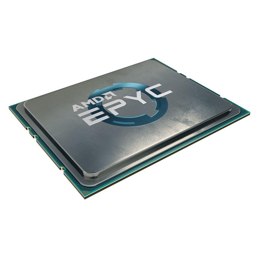 Processeur AMD EPYC 7261 (2.5 GHz) Processeur 8-Core 2.5 GHz Socket SP3 Cache L3 64 Mo 0.014 micron TDP 170W (version boîte/sans ventilateur - garantie constructeur 3 ans)