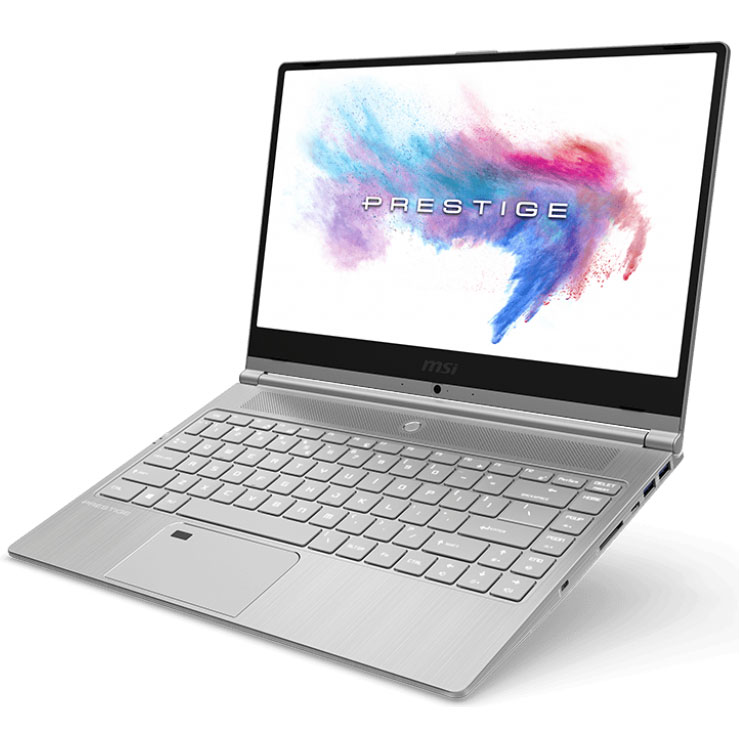 "PC portable MSI PS42 8RB-036FR Intel Core i5-8250U 8 Go SSD 512 Go 14"" LED Full HD NVIDIA GeForce MX150 2 Go Wi-Fi AC/Bluetooth Webcam Windows 10 Famille 64 bits"