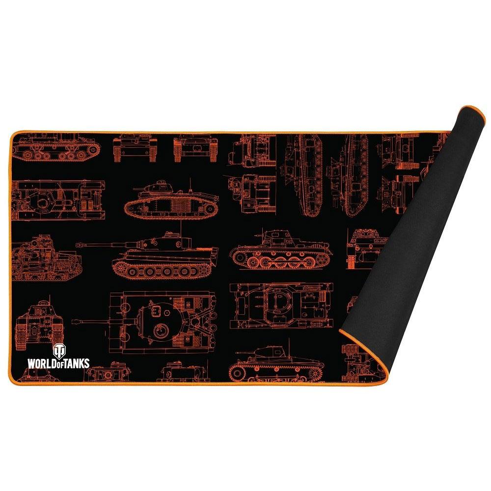 konix world of tanks mp 25 tapis de souris konix sur. Black Bedroom Furniture Sets. Home Design Ideas