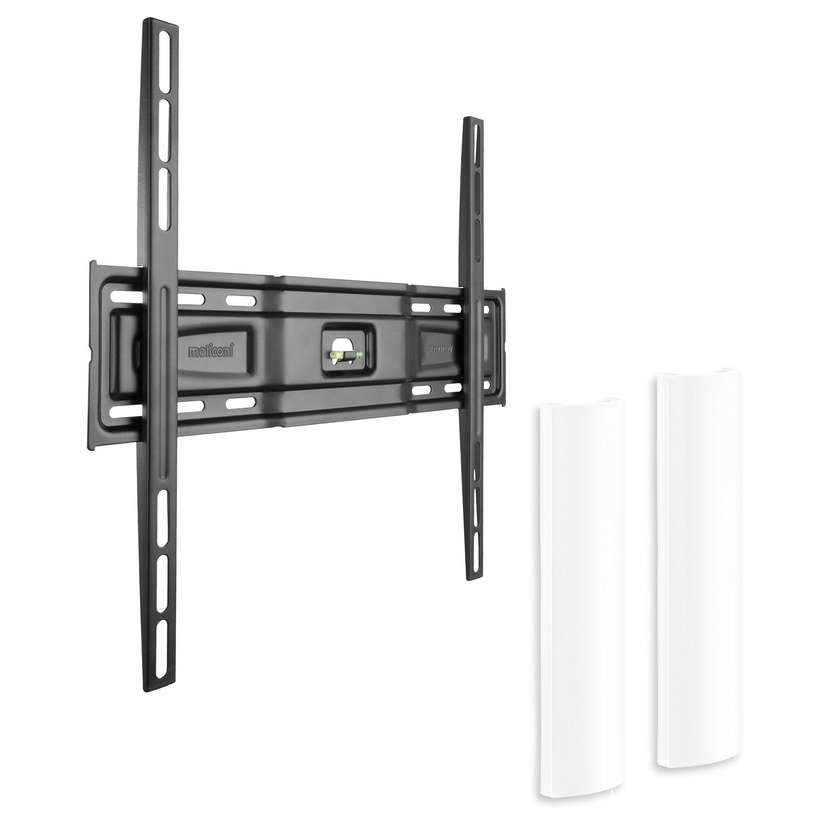 Comment Cacher Fils Tv Murale meliconi kit 400s + cable management