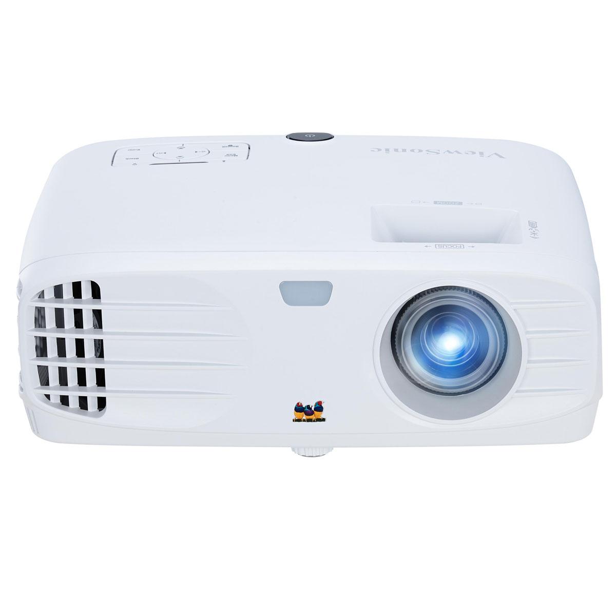 Vidéoprojecteur ViewSonic PG705WU Vidéoprojecteur DLP WUXGA 3D Ready 4000 Lumens HDMI/Ethernet