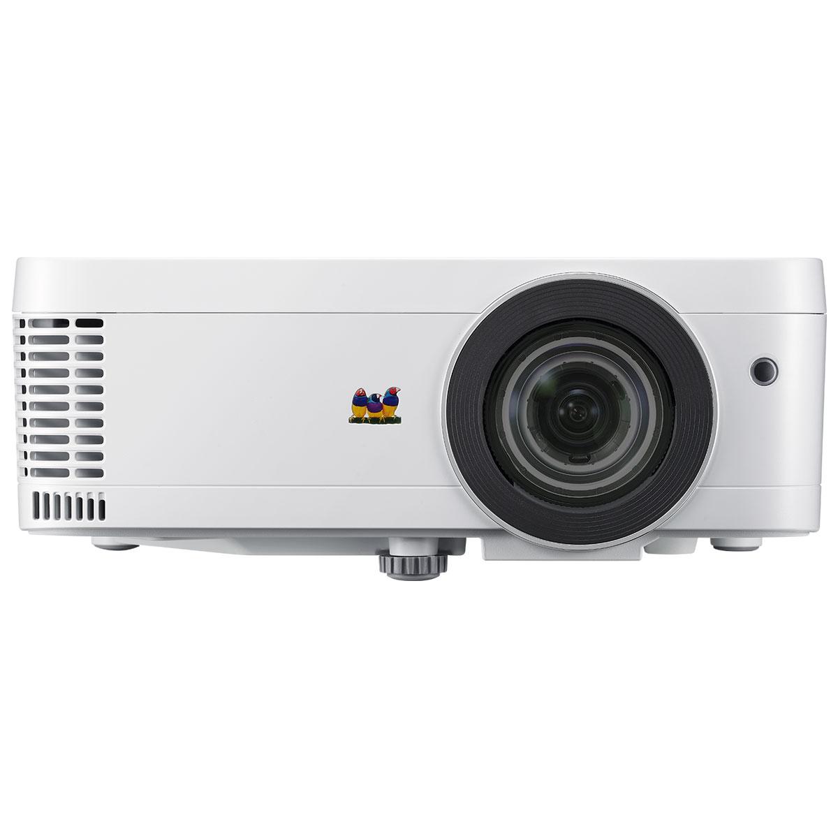 Vidéoprojecteur ViewSonic PX706HD Vidéoprojecteur DLP Full HD - 3D Ready - Focale courte - 3000 Lumens - HDMI/USB-C