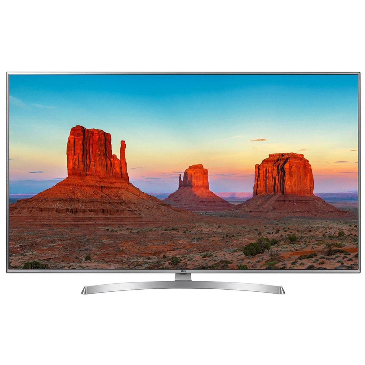 "TV LG 70UK6950 Téléviseur LED 4K 70"" (177 cm) 16/9 - 3840 x 2160 pixels - Ultra HD 2160p - HDR - Wi-Fi - Bluetooth - 100 Hz"