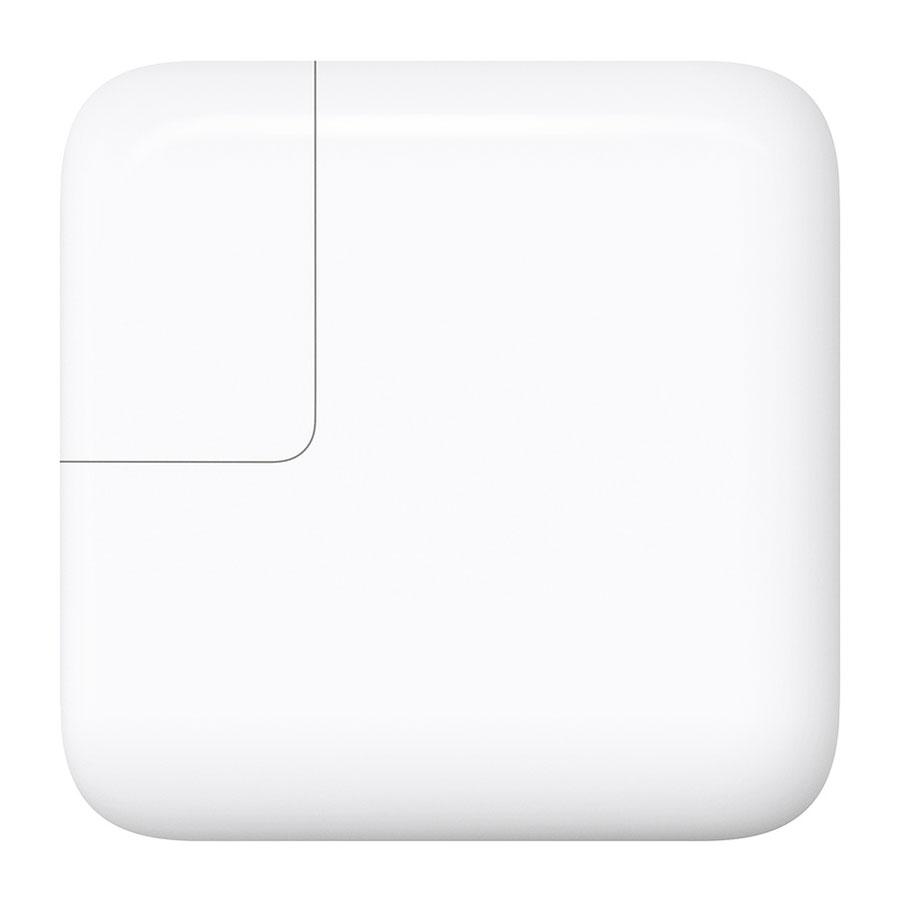 """Accessoires Apple Apple Adaptateur Secteur USB-C 30W Adaptateur secteur USB-C 30W pour MacBook 12"""", iPhone et iPad"""