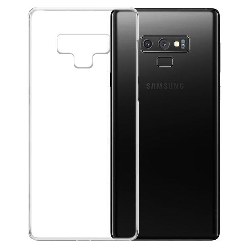 Etui téléphone Akashi Coque TPU Transparente Galaxy Note 9 Coque de  protection transparente pour Samsung Galaxy b0ceed57b15