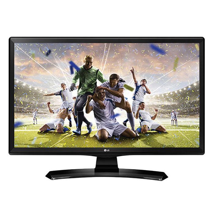 "TV LG 22MT49DF  Téléviseur LED Full HD 22"" (56 cm) 16/9 - 1920 x 1080 pixels - HDTV 1080p - HDMI - USB"