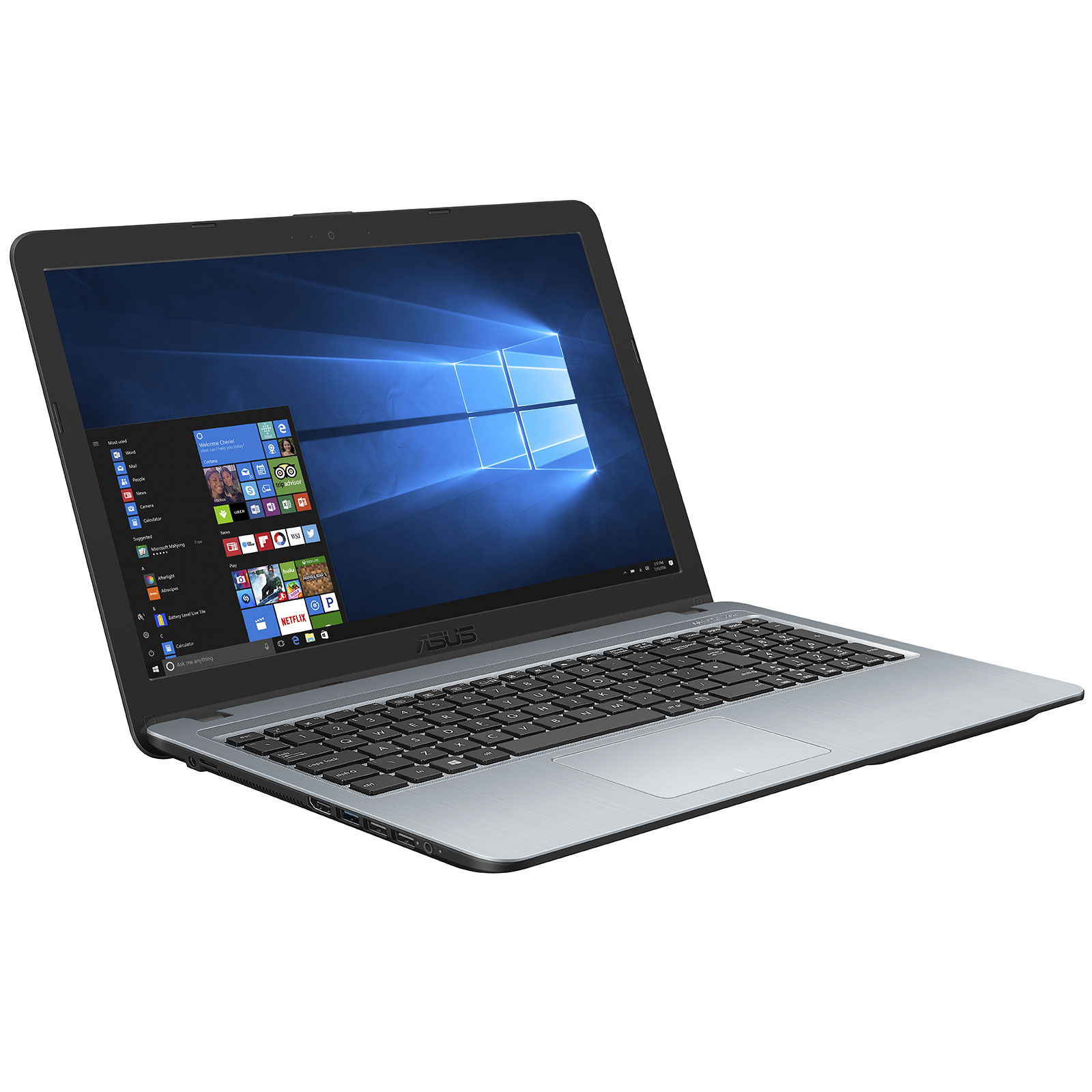 "PC portable ASUS R540UA-DM488T Intel Core i5-8250U 4 Go SSHD 1 To 15.6"" LED Full HD Wi-Fi AC/Bluetooth Webcam Windows 10 Famille 64 bits"