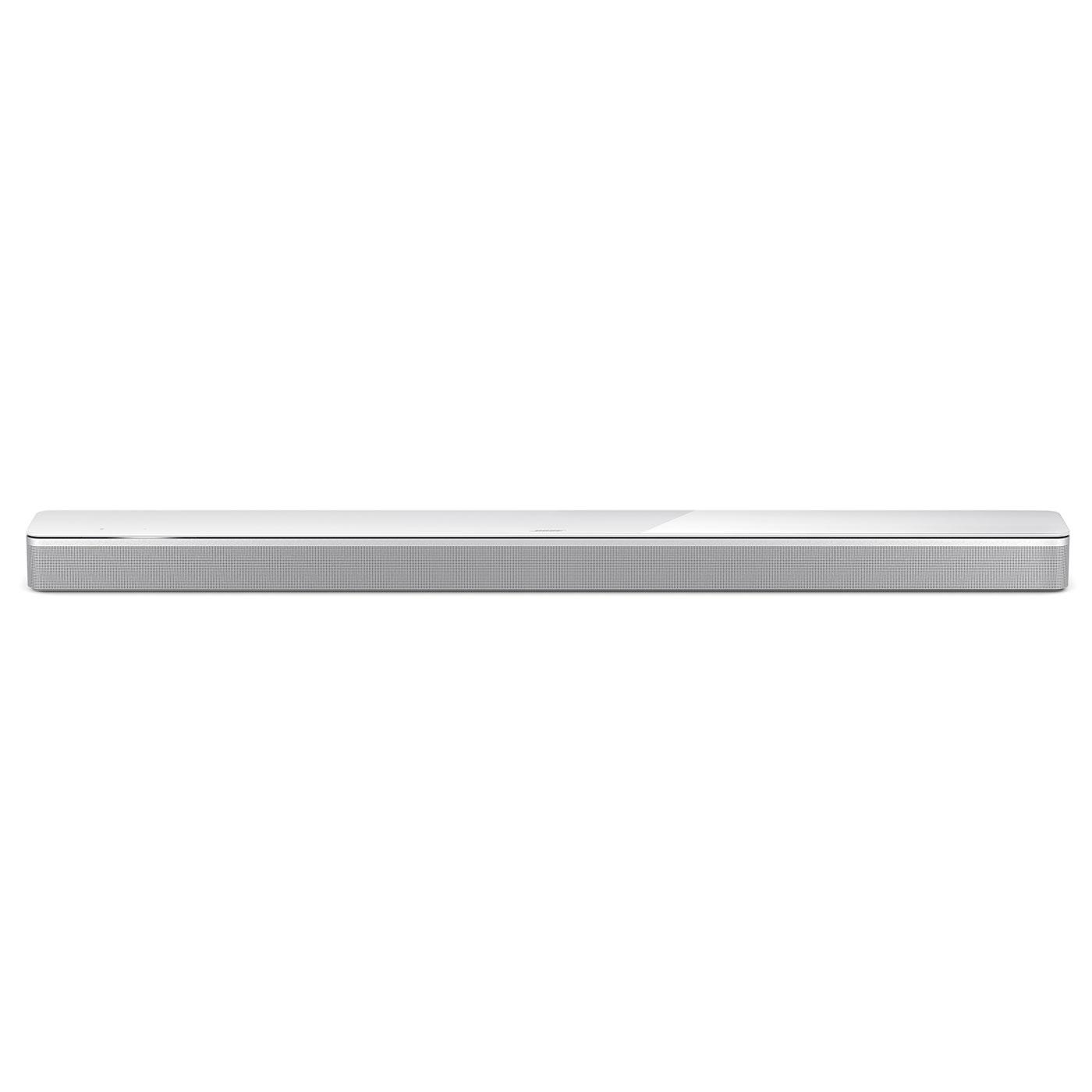 Barre de son Bose Soundbar 700 Arctique Barre de son multiroom - Bluetooth - Wi-Fi - Amazon Alexa - Spotify/Deezer - Autocalibration - Télécommande universelle