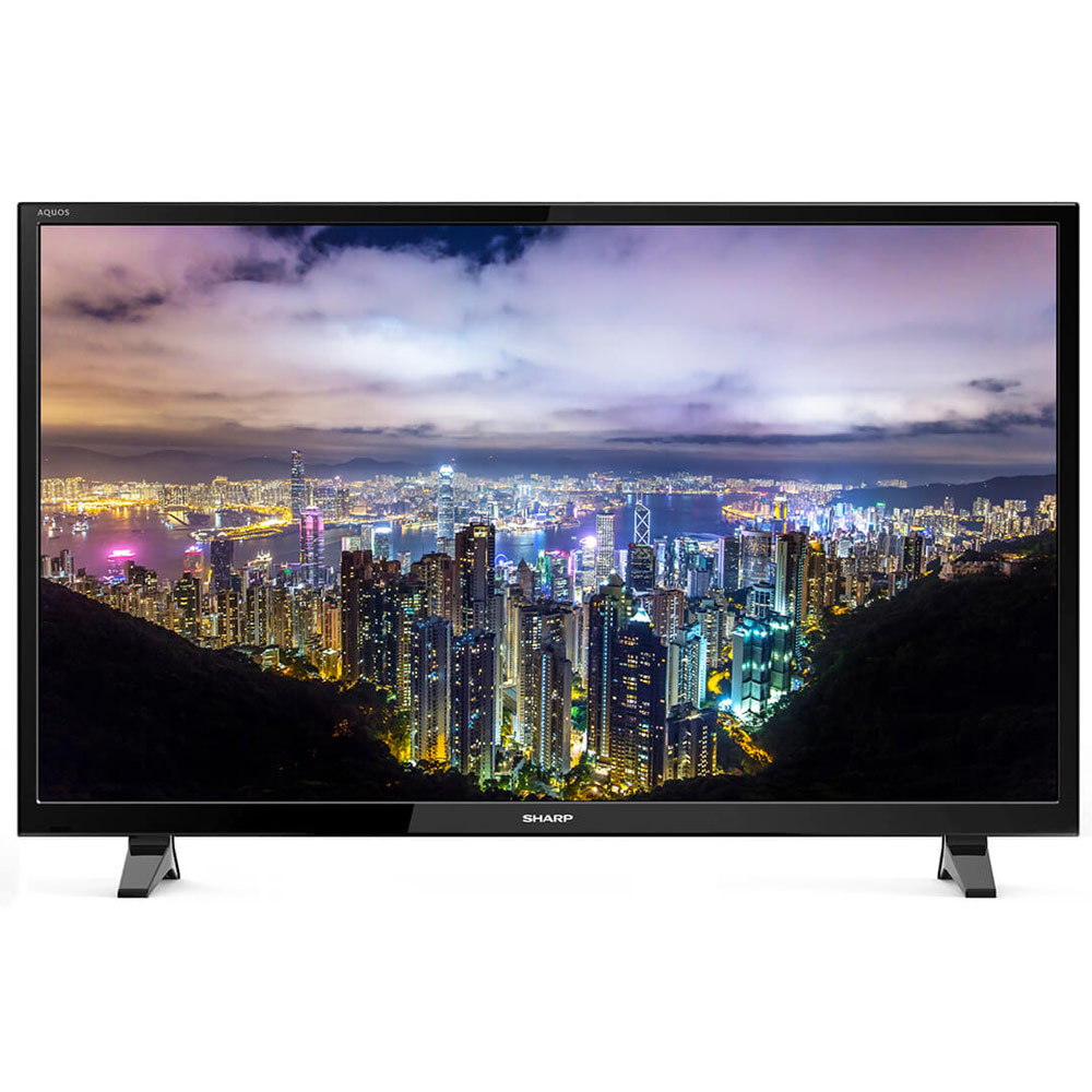 """TV Sharp LC-40FG3142E Téléviseur LED HD 40"""" (102 cm) - 1920 x 1080 pixels - HDTV 1080p - HDMI - USB - 100 Hz"""