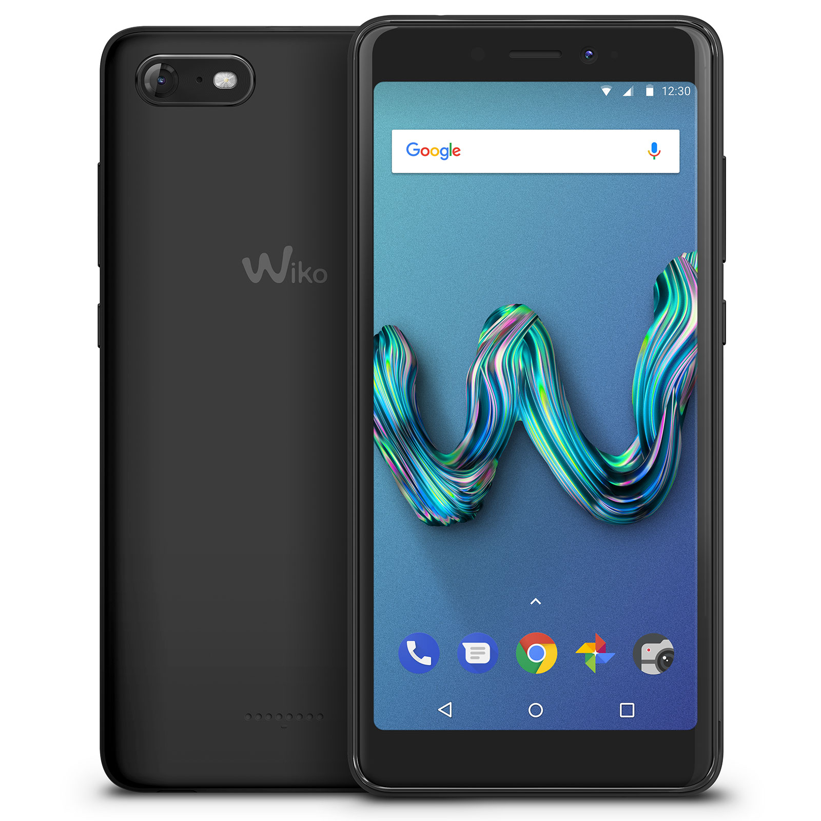 wiko tommy 3 anthracite coque bleen mobile smartphone wiko sur. Black Bedroom Furniture Sets. Home Design Ideas