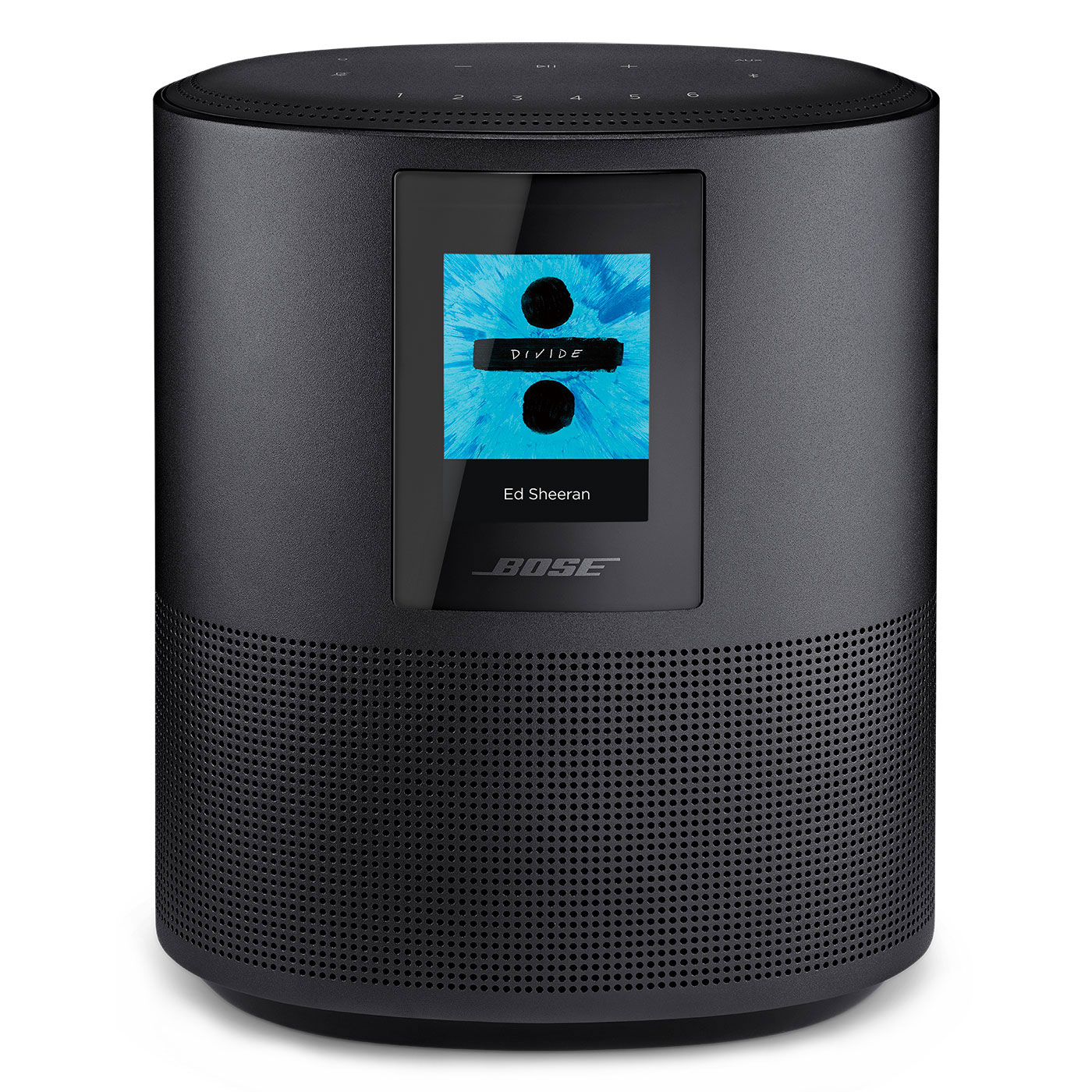 Dock & Enceinte Bluetooth Bose Home Speaker 500 Triple Black Enceinte sans fil Wi-Fi et Bluetooth à commande vocale avec Amazon Alexa