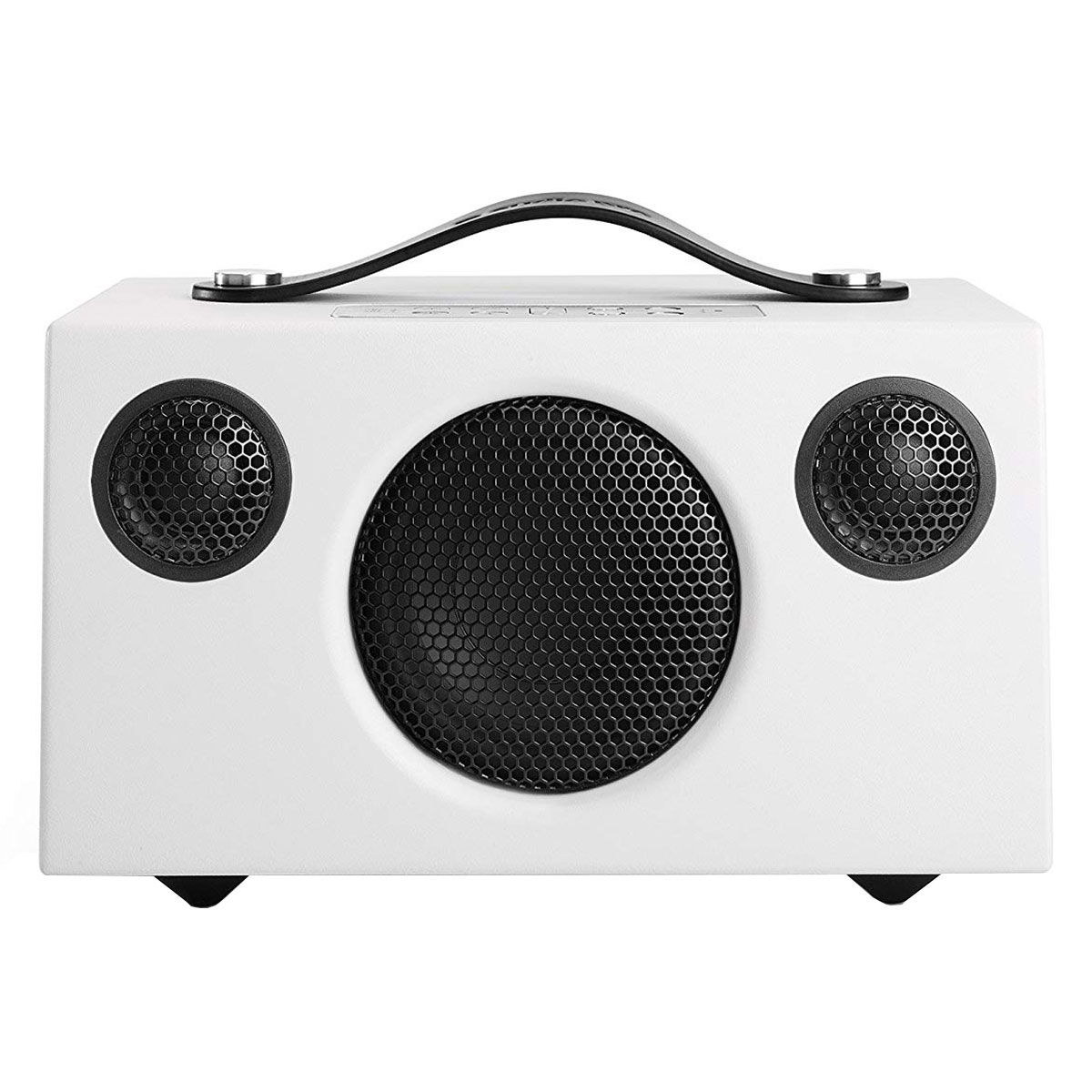 Dock & Enceinte Bluetooth Audio Pro Addon C3 Blanc Enceinte portable sans fil multiroom avec Wi-Fi, Bluetooth, AirPlay et Spotify Connect