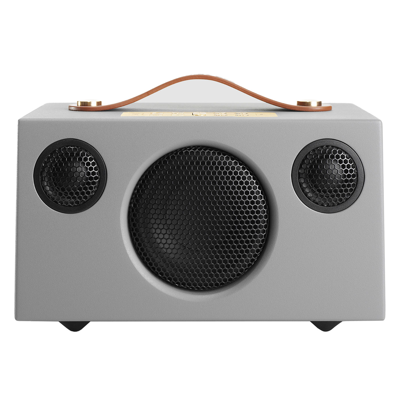 Réseau & Streaming audio Audio Pro Addon C3 Gris Enceinte portable sans fil multiroom avec Wi-Fi, Bluetooth, AirPlay et Spotify Connect
