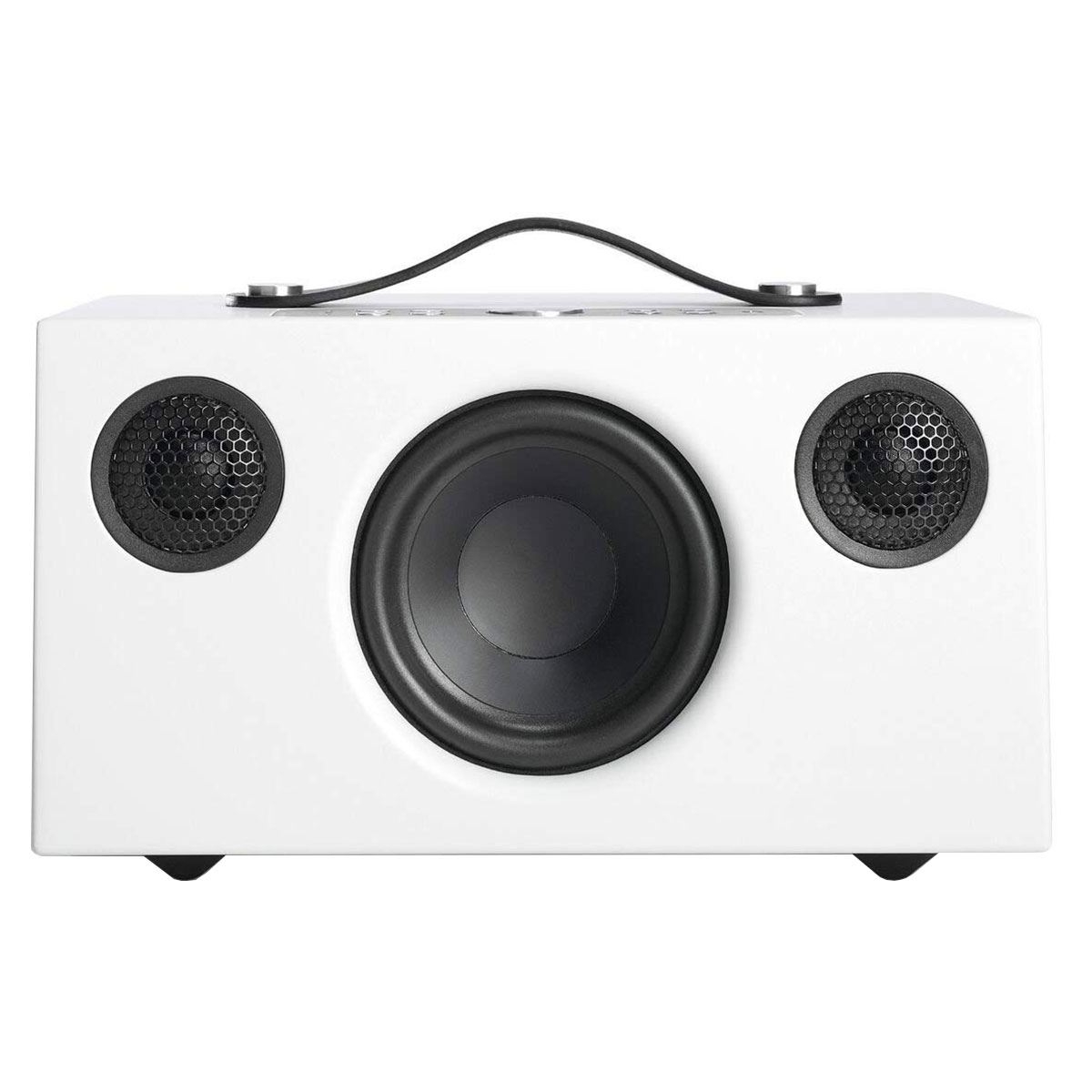 Dock & Enceinte Bluetooth Audio Pro Addon C5 Blanc Enceinte sans fil multiroom avec Wi-Fi, Bluetooth, AirPlay, Spotify Connect et USB
