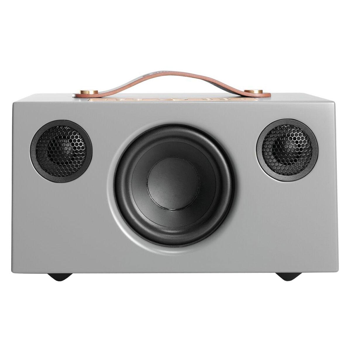 Dock & Enceinte Bluetooth Audio Pro Addon C5 Gris Enceinte sans fil multiroom avec Wi-Fi, Bluetooth, AirPlay, Spotify Connect et USB