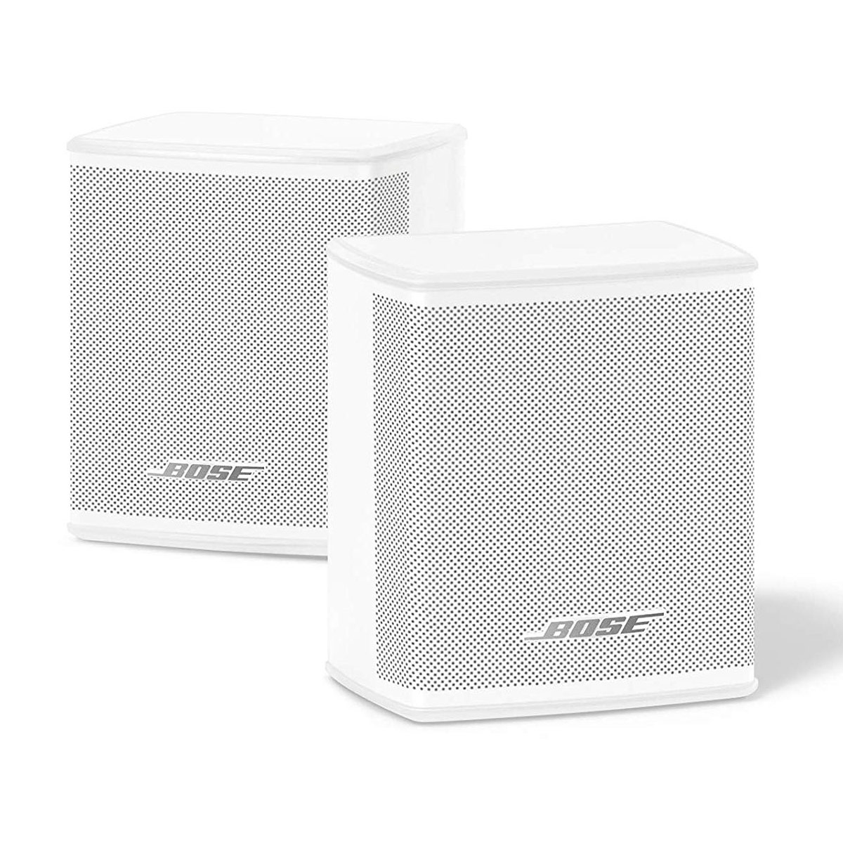 Enceintes Hifi Bose Surround Speakers Blanc Enceintes surround sans fil pour barre de son Bose Soundbar 500 et Soundbar 700