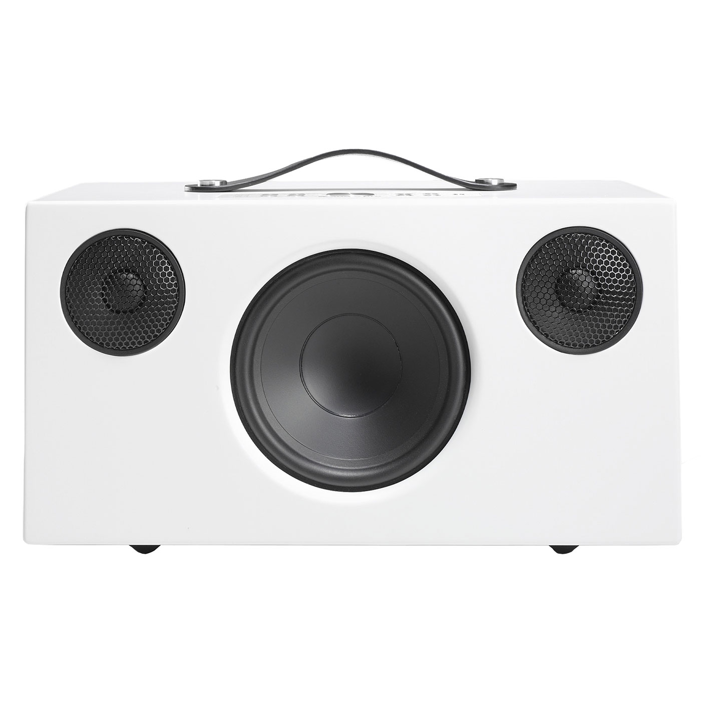 Réseau & Streaming audio Audio Pro Addon C10 Blanc Enceinte sans fil multiroom avec Wi-Fi, Bluetooth, AirPlay, Spotify Connect et USB