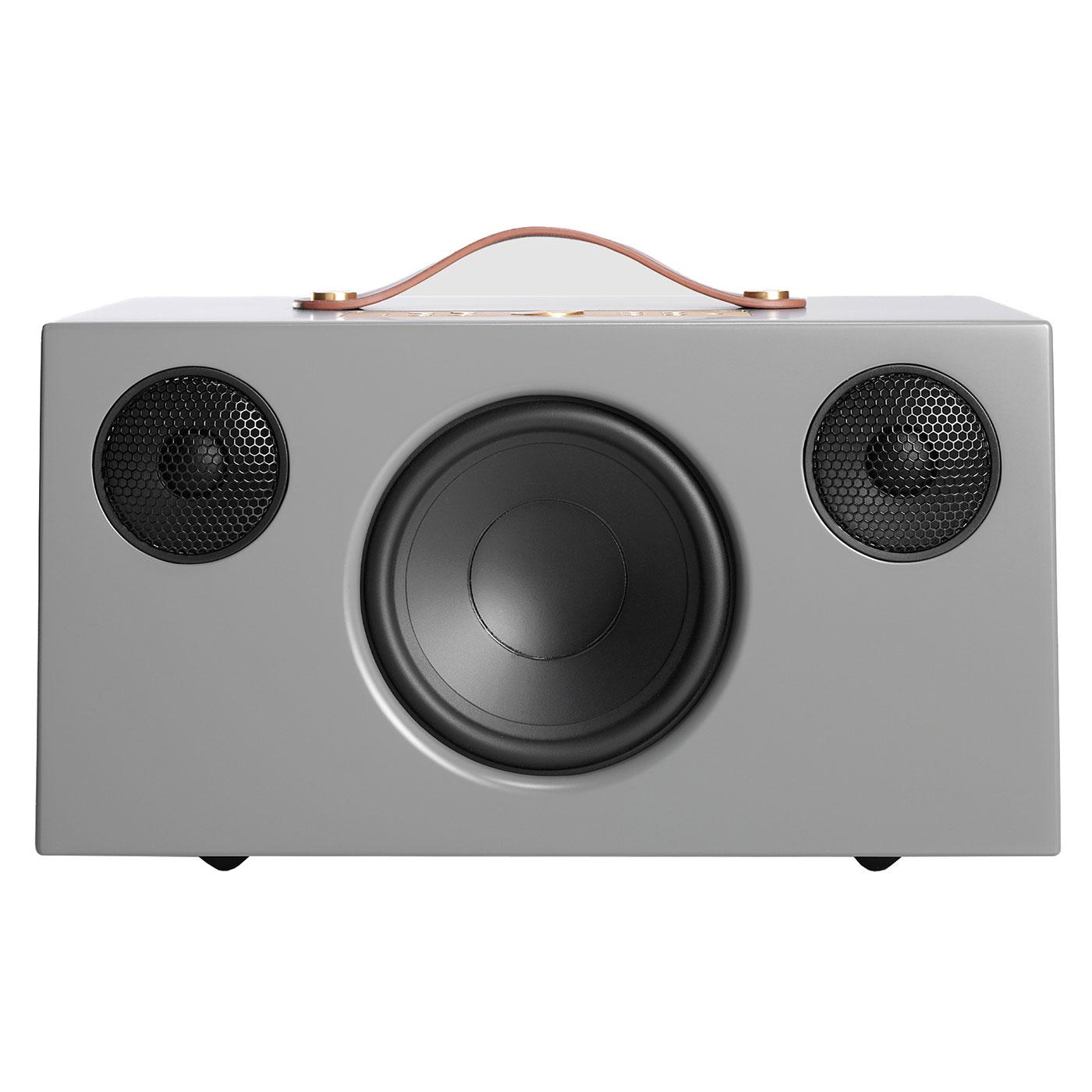 Réseau & Streaming audio Audio Pro Addon C10 Gris Enceinte sans fil multiroom avec Wi-Fi, Bluetooth, AirPlay, Spotify Connect et USB