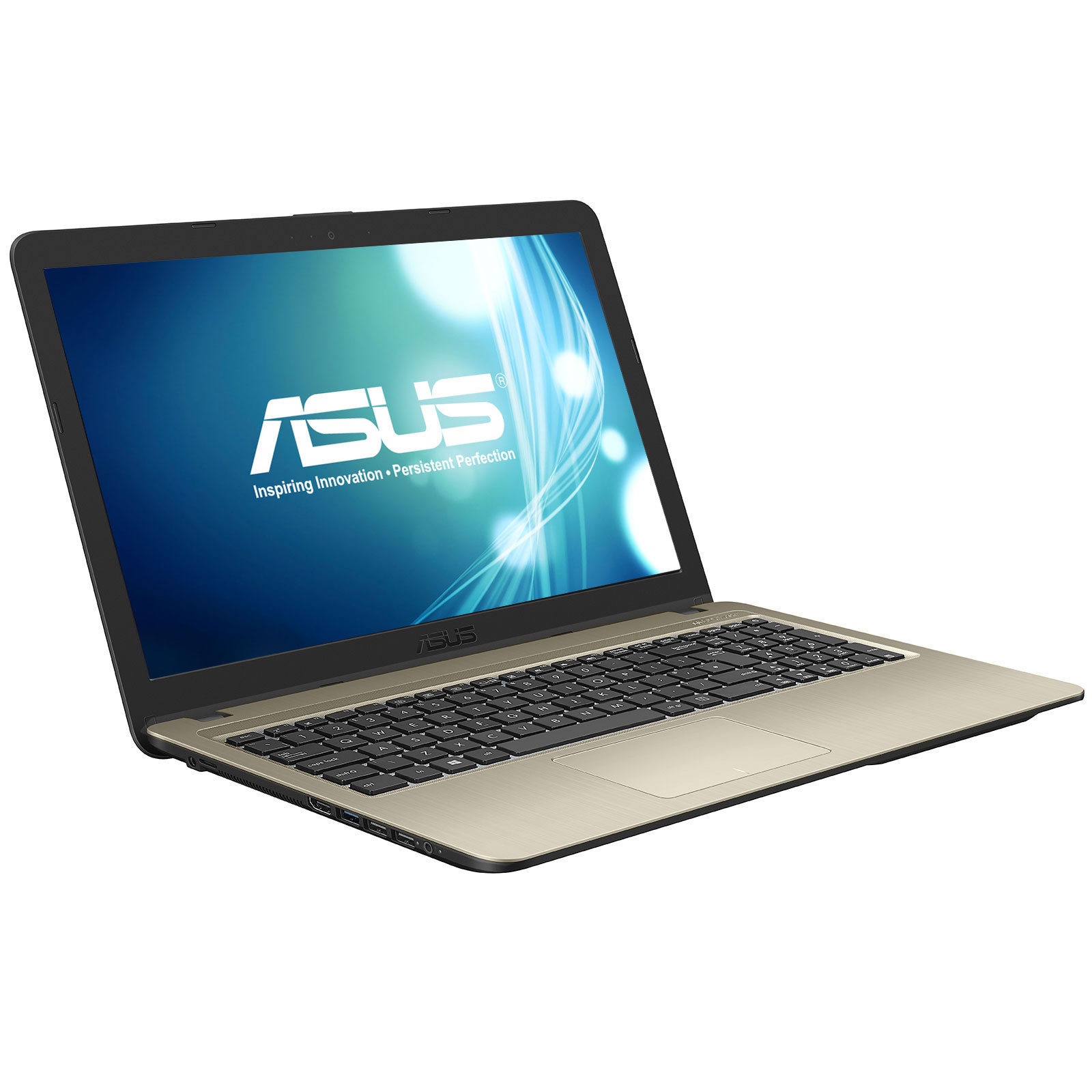"PC portable ASUS R540UA-DM494 Intel Core i3-6006U 4 Go SSD 256 Go 15.6"" LED Full HD Wi-Fi AC/Bluetooth Webcam Endless OS"