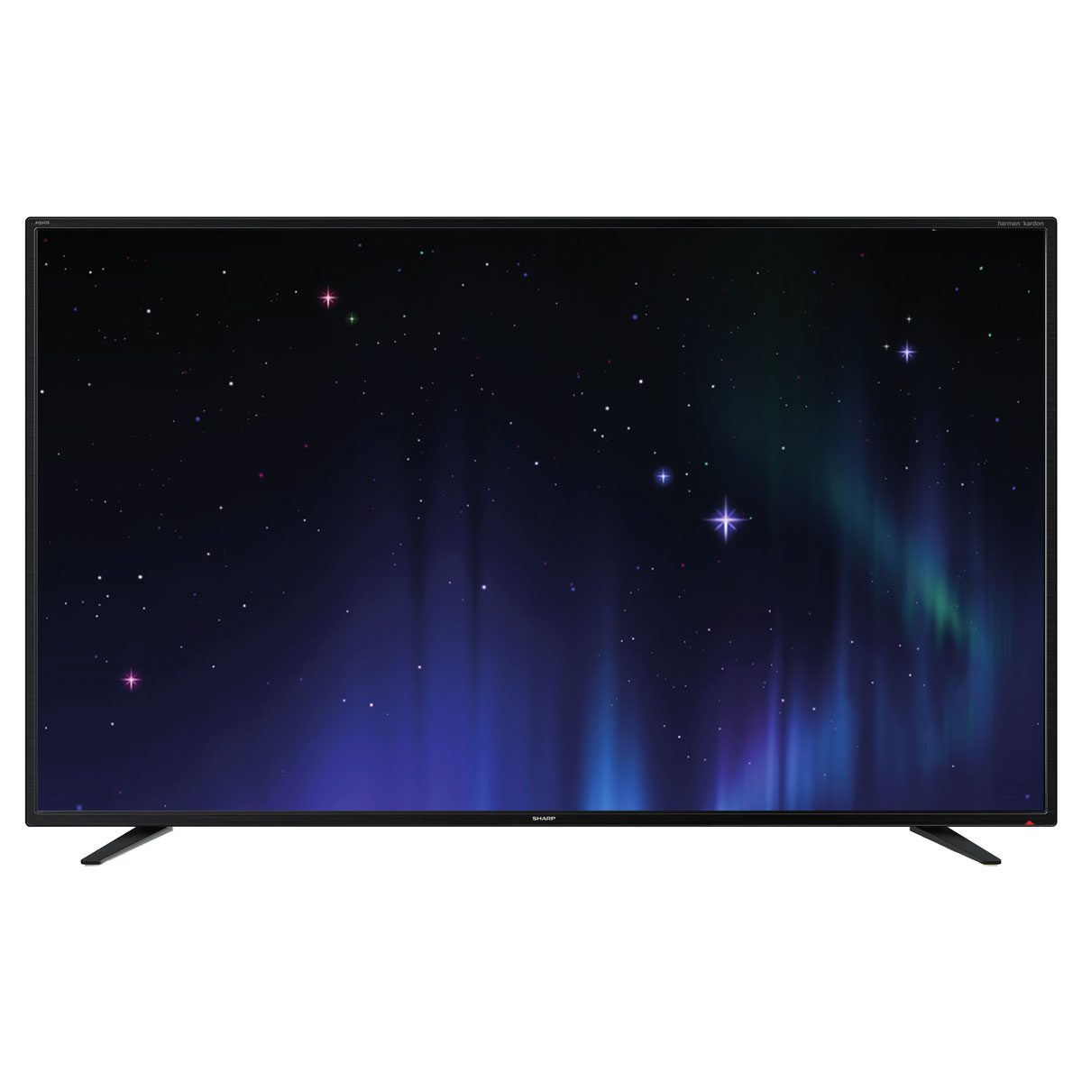 "TV Sharp LC-43UI7252E Téléviseur LED 4K Ultra HD 43"" (109 cm) - 3840 x 2160 pixels - Ultra HD - HDR - Wi-Fi - DLNA - Harman/Kardon - 400 Hz"