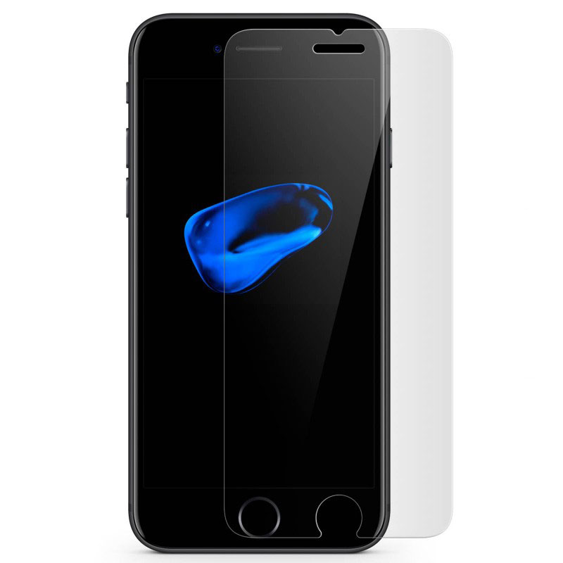 Akashi Verre Trempé Incassable Premium iPhone 7 8 Film de protection  d écran ultra protecteur en verre trempé pour iPhone 7 8 f6eb9f65b487