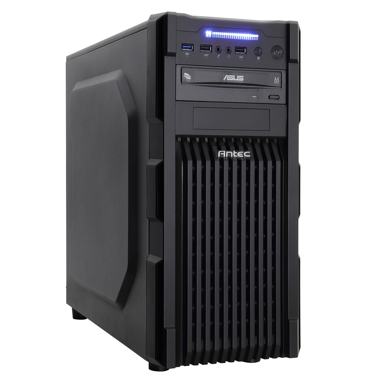PC de bureau LDLC PC Fortress Intel Core i5-8400 8 Go SSHD 1 To NVIDIA GeForce GTX 1060 3 Go Graveur DVD Wi-Fi N (sans OS - non monté)