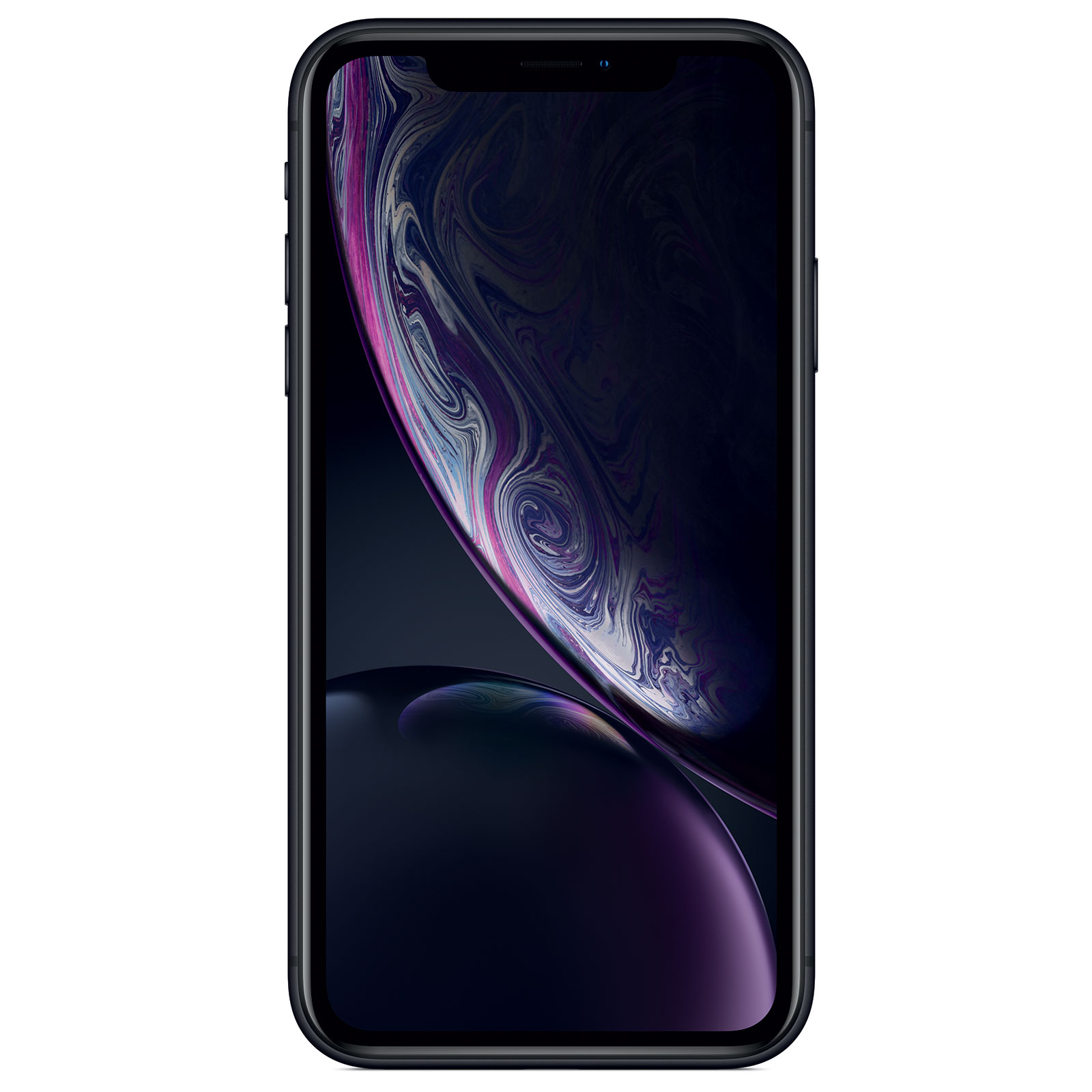 Apple IPhone XR 256 Go Noir Smartphone 4G LTE Advanced IP67 Dual SIM