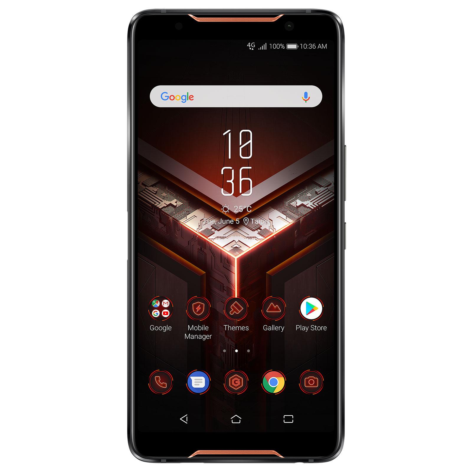Mobile   smartphone ASUS ROG Phone ZS600KL Noir Smartphone 4G-LTE Advanced Dual  SIM - a3cdf431f76