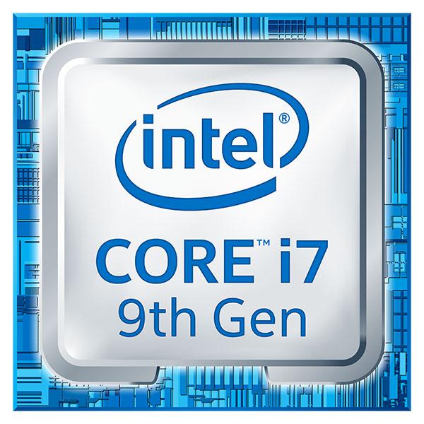 Processeur Intel Core i7-9700K (3.6 GHz / 4.9 GHz) (Bulk) Processeur 8-Core Socket 1151 Cache L3 12 Mo Intel UHD Graphics 630 0.014 micron (version bulk sans ventilateur - garantie 1 an)